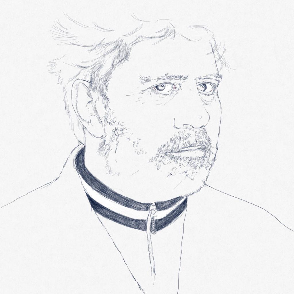 Portrait of Pedro Almodovar